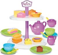 Wholesalers of Casdon Mr Kipling Cake Stand With Tea Set toys image 2