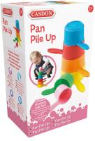 Wholesalers of Casdon Pan Pile Up toys Tmb
