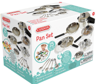 Wholesalers of Casdon Pan Set toys image