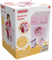 Wholesalers of Casdon Pink Washer toys Tmb