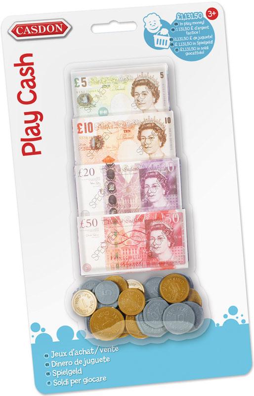 Wholesalers of Casdon Play Cash toys