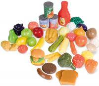 Wholesalers of Casdon Play Food Set toys image 2