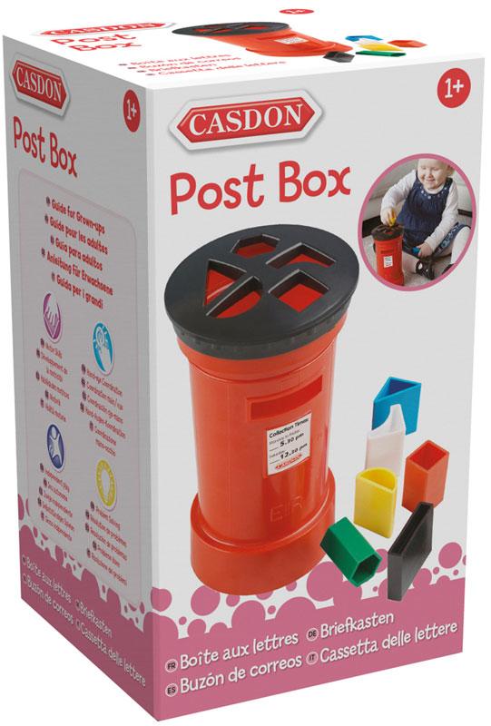 Wholesalers of Casdon Post Box toys