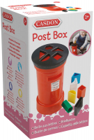 Wholesalers of Casdon Post Box toys image