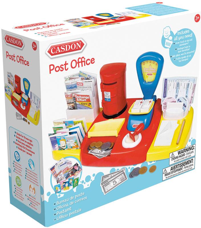 Wholesalers of Casdon Post Office toys