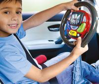 Wholesalers of Casdon Sat Nav Steering Wheel toys image 2
