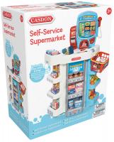 Wholesalers of Casdon Self-service Supermarket toys image