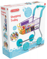 Wholesalers of Casdon Shopping Trolley toys Tmb