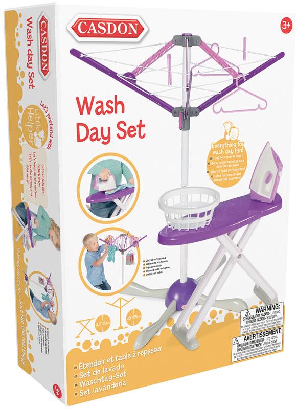 Wholesalers of Casdon Wash Day Set toys