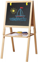 Wholesalers of Casdon Wooden Easel toys image 4