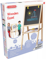 Wholesalers of Casdon Wooden Easel toys image