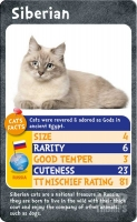 Wholesalers of Top Trumps - Cats toys image 2