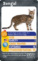 Wholesalers of Top Trumps - Cats toys image 4