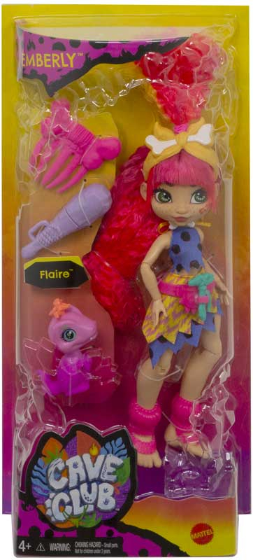 Wholesalers of Cave Club Doll Emberly toys