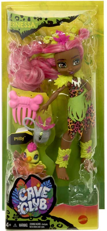 Wholesalers of Cave Club Doll Fernessa toys