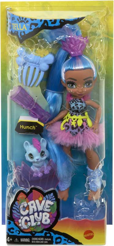 Wholesalers of Cave Club Doll Tella toys