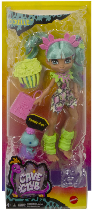 Wholesalers of Cave Club Rockelle toys