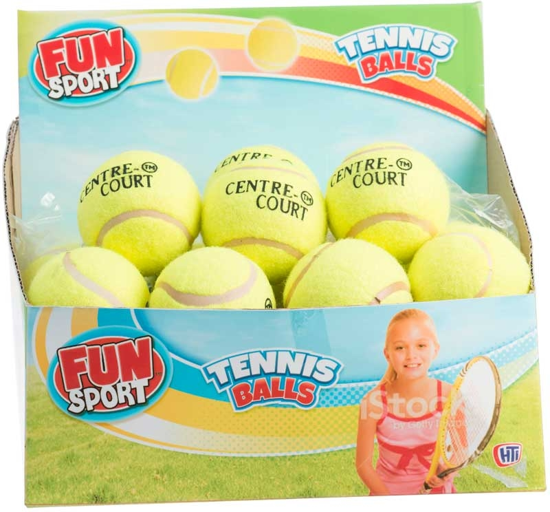 Wholesalers of Centre Court Tennis Ball toys