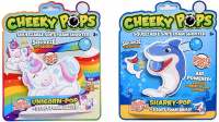 Wholesalers of Cheeky Pops Animals toys image