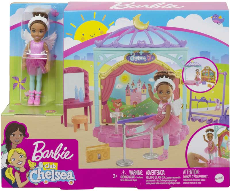 Wholesalers of Chelsea Ballet Playset toys
