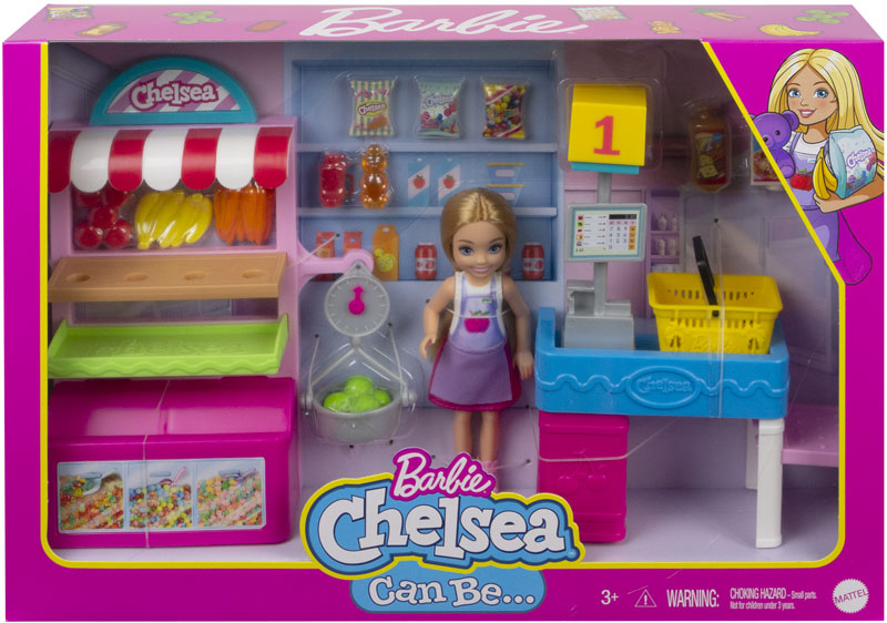Wholesalers of Chelsea Supermarket toys