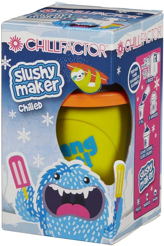 Wholesalers of Chillfactor Slushy Maker S3 toys