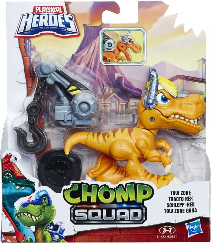 Wholesalers of Chomp Squad Dino Asst toys