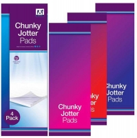 Wholesalers of Chunky Jotter Pad 4 Pack toys image