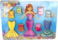 Wholesalers of Chunky Mermaid Puzzle toys image