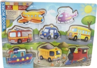 Wholesalers of Chunky Puzzle Dino And Vehicles toys image 3