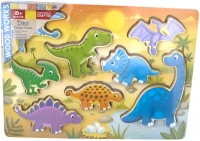 Wholesalers of Chunky Puzzle Dino And Vehicles toys image 4