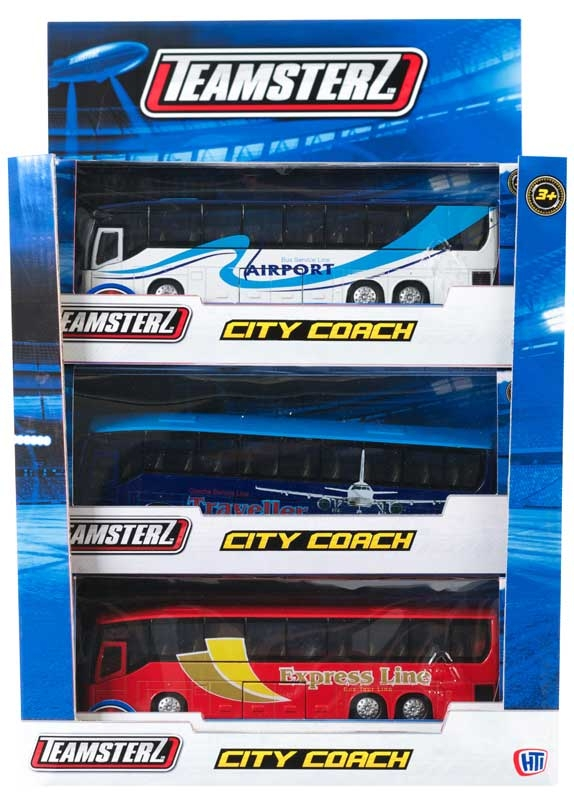 Wholesalers of City Coach toys