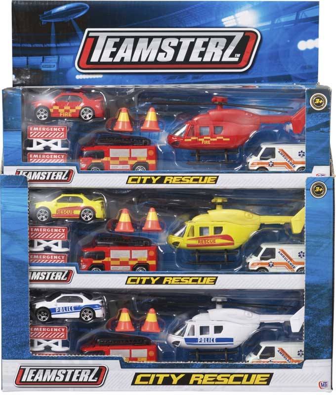 Wholesalers of City Rescue toys