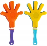 Wholesalers of Clapper Hand 9cm toys image