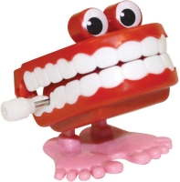Wholesalers of Clockwork Teeth toys image
