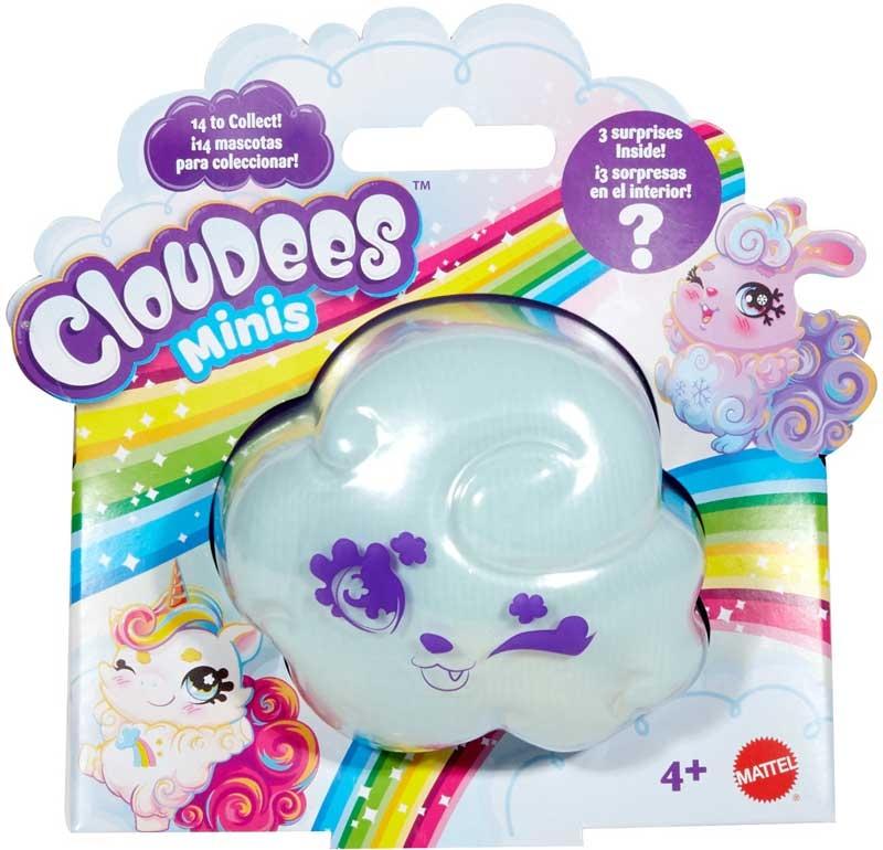 Wholesalers of Cloudees Small Pet Asst toys