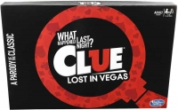 Wholesalers of Cluedo Lost In Vegas toys image