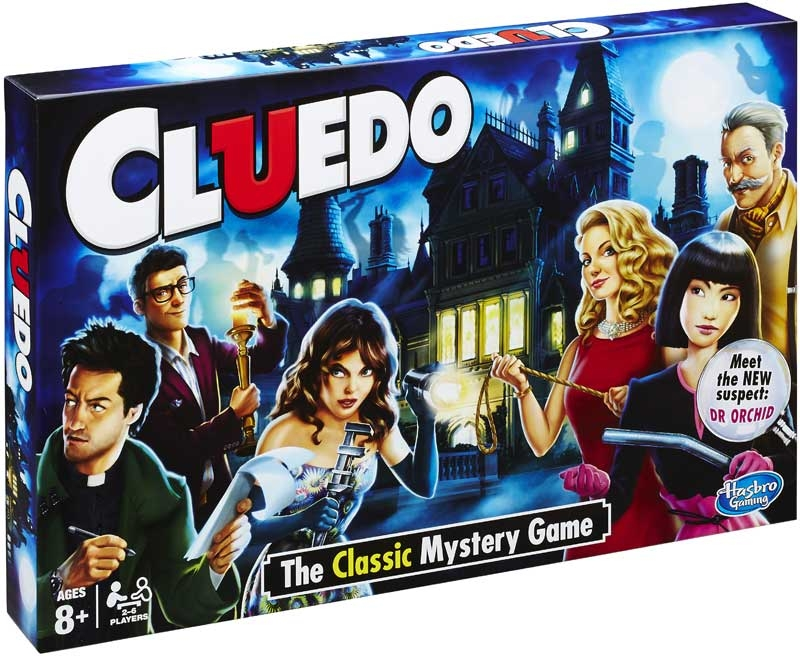 Wholesalers of Cluedo toys