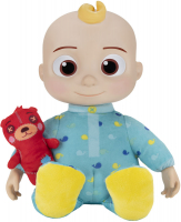 Wholesalers of Cocomelon 10inch Bedtime Jj Doll toys image 2