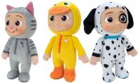 Wholesalers of Cocomelon 20cm Jj  Plush Assortment toys image