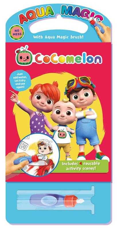Wholesalers of Cocomelon Aqua Magic toys
