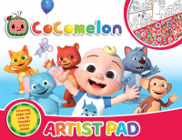 Wholesalers of Cocomelon Artist Pad toys image