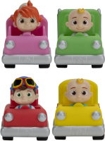 Wholesalers of Cocomelon Colour Vehicle Assortment toys Tmb