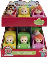 Wholesalers of Cocomelon Colour Vehicle Assortment toys image 6