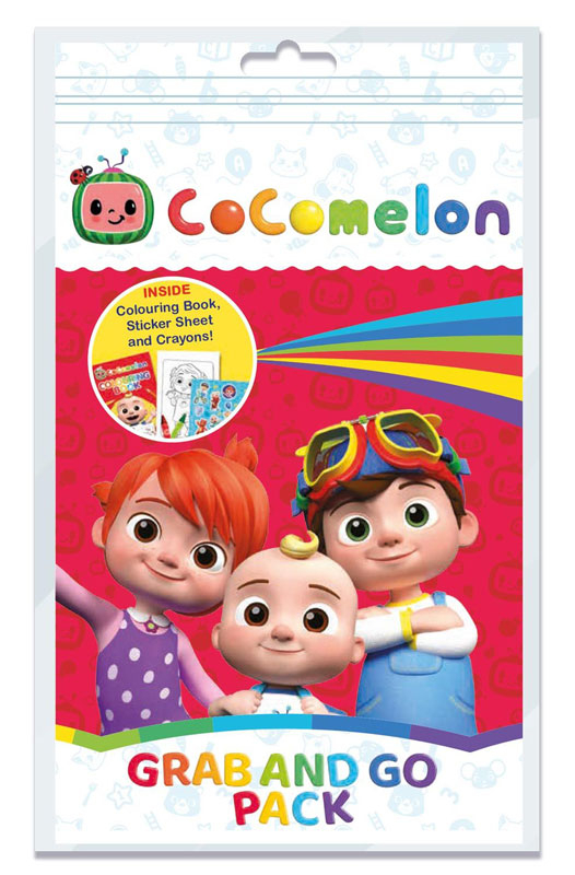 Wholesalers of Cocomelon Grab And Go toys