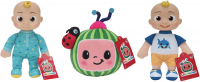 Wholesalers of Cocomelon Little Plush Assortment toys image