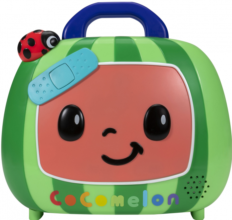 Wholesalers of Cocomelon Musical Checkup Case toys