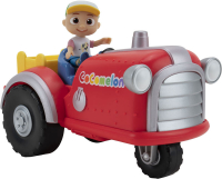 Wholesalers of Cocomelon Musical Tractor toys image 2