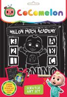 Wholesalers of Cocomelon Scratch Art Set toys image