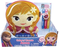 Wholesalers of Colour And Create Frozen Anna toys image